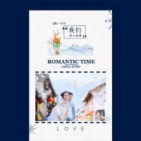 小清新相册/个人相册/闺蜜/唯美/旅行音乐相册/表白相册/纪念册