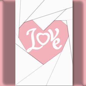 情人节表白/告白情侣纪念相册